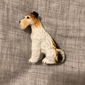 Other - Vintage Airedale Terrier figurine